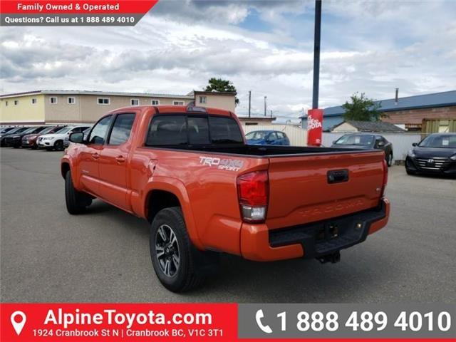 2016 Toyota Tacoma  (Stk: X010292) in Cranbrook - Image 3 of 26