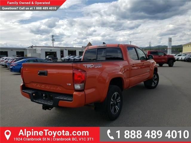 2016 Toyota Tacoma  (Stk: X010292) in Cranbrook - Image 5 of 26
