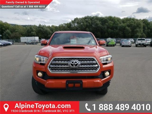 2016 Toyota Tacoma  (Stk: X010292) in Cranbrook - Image 8 of 26