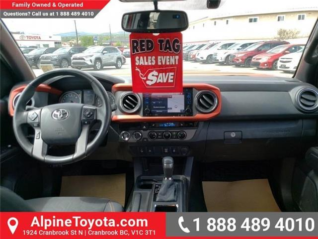 2016 Toyota Tacoma  (Stk: X010292) in Cranbrook - Image 10 of 26