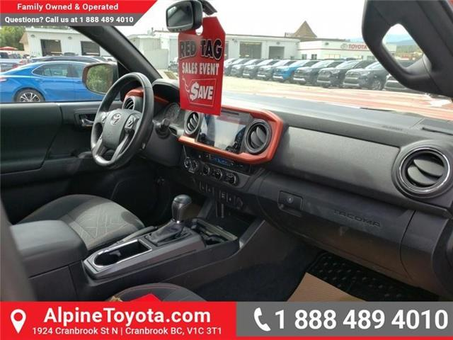 2016 Toyota Tacoma  (Stk: X010292) in Cranbrook - Image 11 of 26