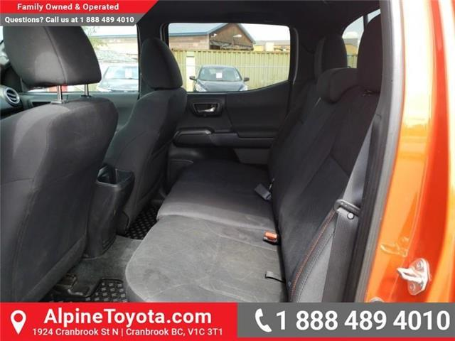 2016 Toyota Tacoma  (Stk: X010292) in Cranbrook - Image 13 of 26