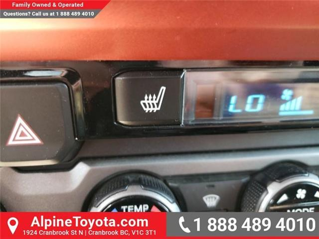 2016 Toyota Tacoma  (Stk: X010292) in Cranbrook - Image 20 of 26
