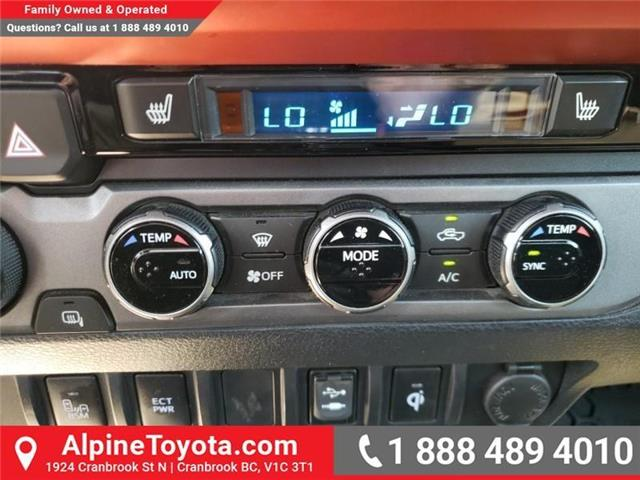 2016 Toyota Tacoma  (Stk: X010292) in Cranbrook - Image 21 of 26