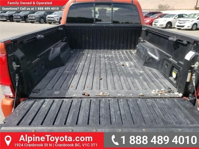 2016 Toyota Tacoma  (Stk: X010292) in Cranbrook - Image 23 of 26