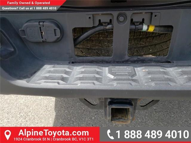 2016 Toyota Tacoma  (Stk: X010292) in Cranbrook - Image 24 of 26