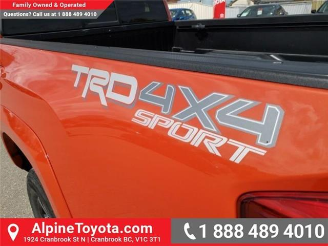 2016 Toyota Tacoma  (Stk: X010292) in Cranbrook - Image 25 of 26