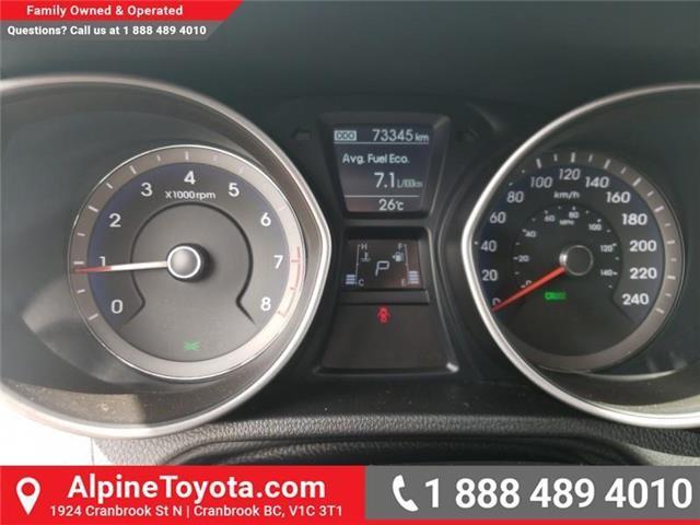 2016 Hyundai Elantra GT GLS (Stk: U267530) in Cranbrook - Image 15 of 21