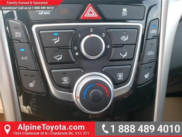 2016 Hyundai Elantra GT GLS (Stk: U267530) in Cranbrook - Image 18 of 21