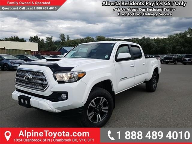 2017 Toyota Tacoma TRD Sport (Stk: X835112A) in Cranbrook - Image 1 of 24