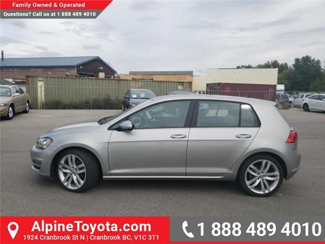 2016 Volkswagen Golf  (Stk: W029039A) in Cranbrook - Image 2 of 25