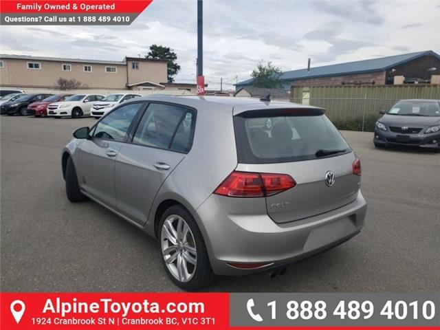2016 Volkswagen Golf  (Stk: W029039A) in Cranbrook - Image 3 of 25
