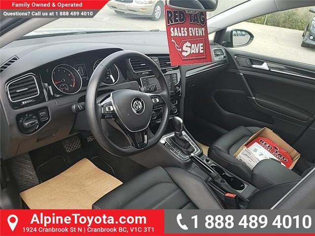 2016 Volkswagen Golf  (Stk: W029039A) in Cranbrook - Image 9 of 25