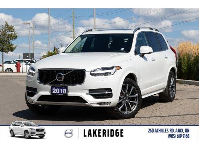 2018 Volvo XC90 T5 Momentum at $53296 for sale in Ajax