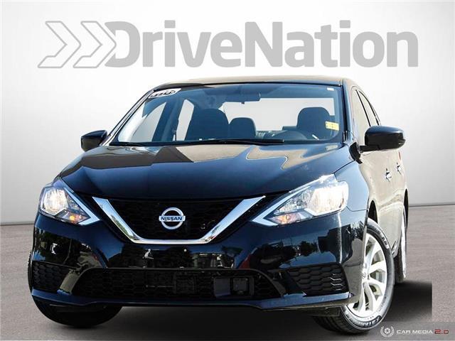 2018 Nissan Sentra 1.8 SV 3N1AB7AP8JY268114 D1443 in Regina