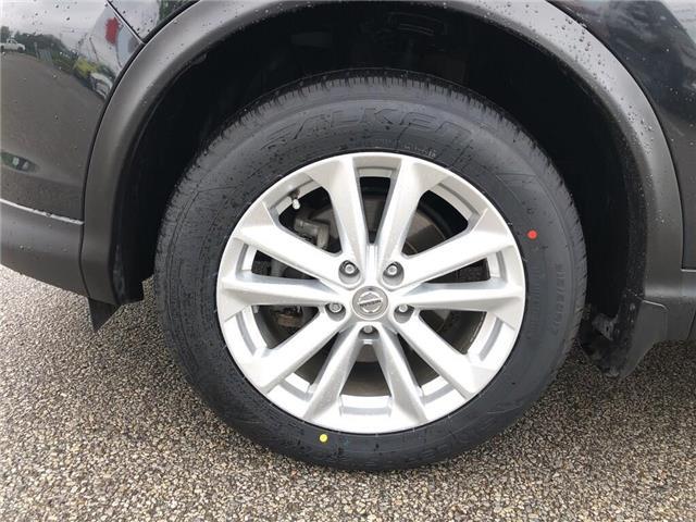 2017 Nissan Qashqai  (Stk: A6719) in Burlington - Image 10 of 20