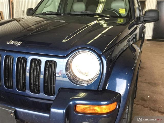 2004 Jeep Liberty Limited Edition (Stk: B2125) in Prince Albert - Image 8 of 25