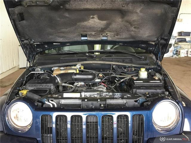 2004 Jeep Liberty Limited Edition (Stk: B2125) in Prince Albert - Image 10 of 25