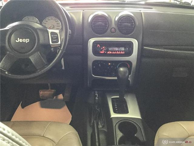 2004 Jeep Liberty Limited Edition (Stk: B2125) in Prince Albert - Image 24 of 25
