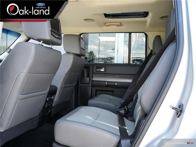 2019 Ford Flex Limited (Stk: A3156) in Oakville - Image 24 of 27
