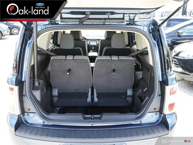 2019 Ford Flex Limited (Stk: A3155) in Oakville - Image 11 of 27