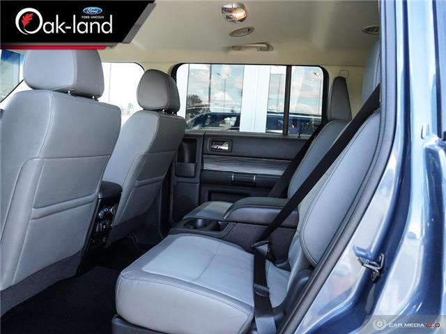 2019 Ford Flex Limited (Stk: A3155) in Oakville - Image 24 of 27