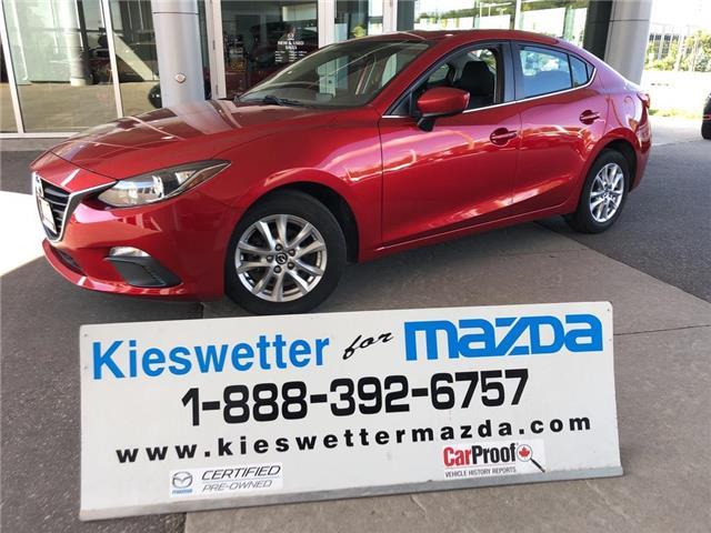 2015 Mazda Mazda3 GS (Stk: U3850) in Kitchener - Image 1 of 30