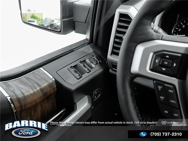 2019 Ford F-150 Lariat (Stk: T1096) in Barrie - Image 17 of 27