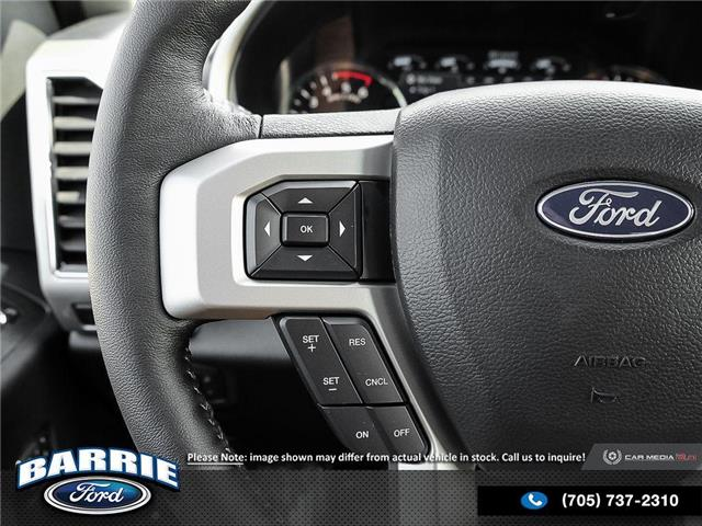 2019 Ford F-150 Lariat (Stk: T1096) in Barrie - Image 18 of 27
