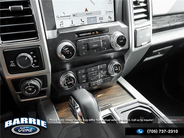 2019 Ford F-150 Lariat (Stk: T1096) in Barrie - Image 20 of 27