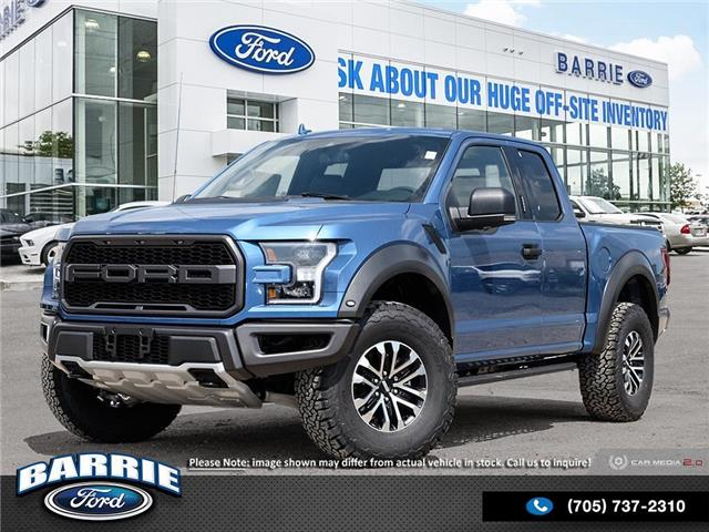 2019 Ford F-150 Raptor (Stk: T1252) in Barrie - Image 1 of 27