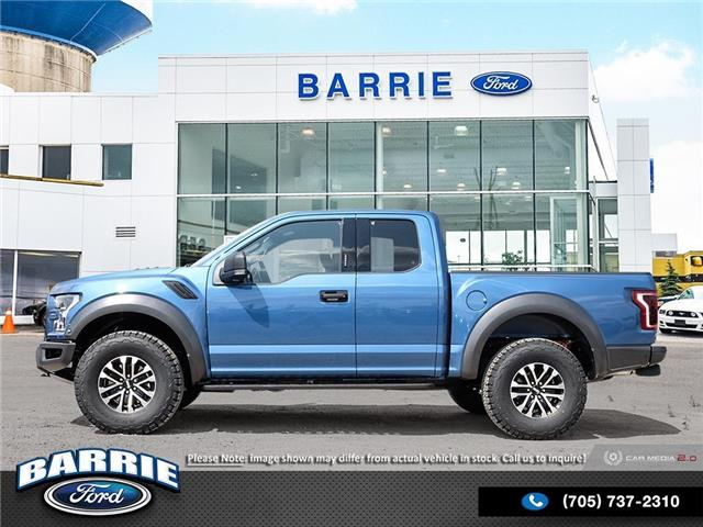 2019 Ford F-150 Raptor (Stk: T1252) in Barrie - Image 3 of 27