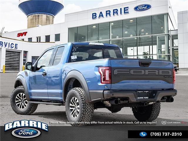 2019 Ford F-150 Raptor (Stk: T1252) in Barrie - Image 4 of 27