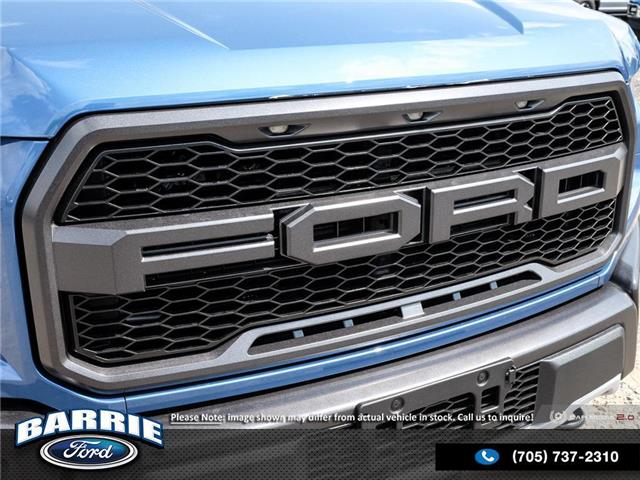 2019 Ford F-150 Raptor (Stk: T1252) in Barrie - Image 9 of 27