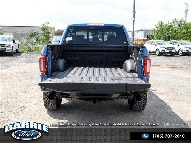 2019 Ford F-150 Raptor (Stk: T1252) in Barrie - Image 11 of 27
