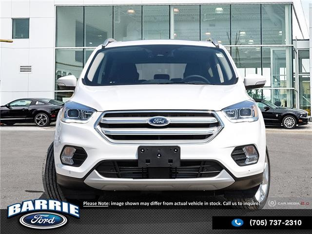 2019 Ford Escape Titanium (Stk: T1124) in Barrie - Image 2 of 27