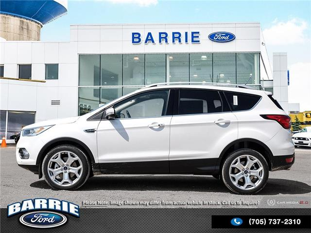 2019 Ford Escape Titanium (Stk: T1124) in Barrie - Image 3 of 27