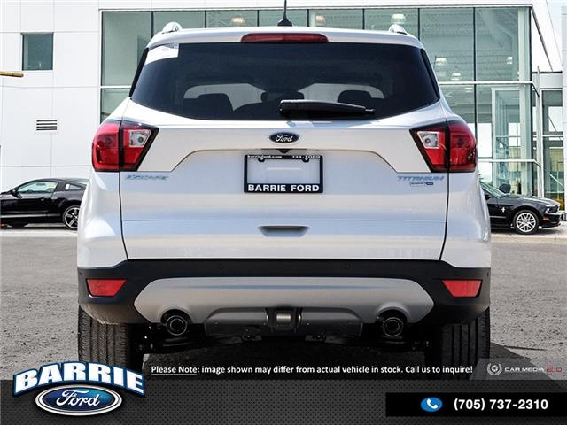 2019 Ford Escape Titanium (Stk: T1124) in Barrie - Image 5 of 27