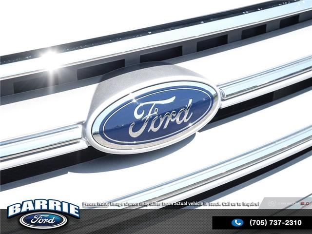 2019 Ford Escape Titanium (Stk: T1124) in Barrie - Image 9 of 27