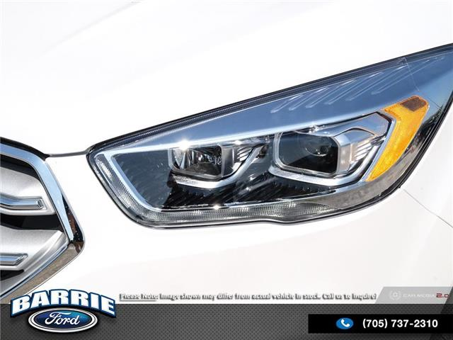 2019 Ford Escape Titanium (Stk: T1124) in Barrie - Image 10 of 27