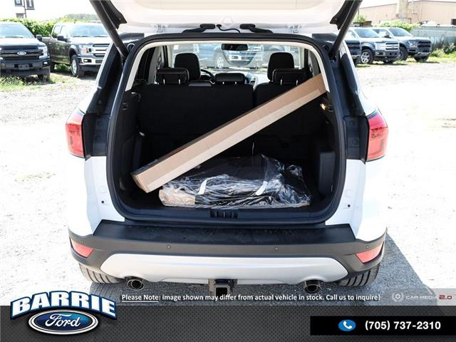 2019 Ford Escape Titanium (Stk: T1124) in Barrie - Image 11 of 27
