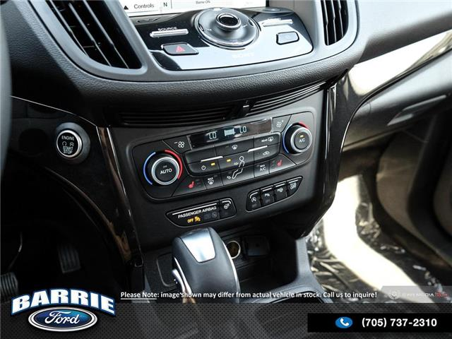 2019 Ford Escape Titanium (Stk: T1124) in Barrie - Image 20 of 27