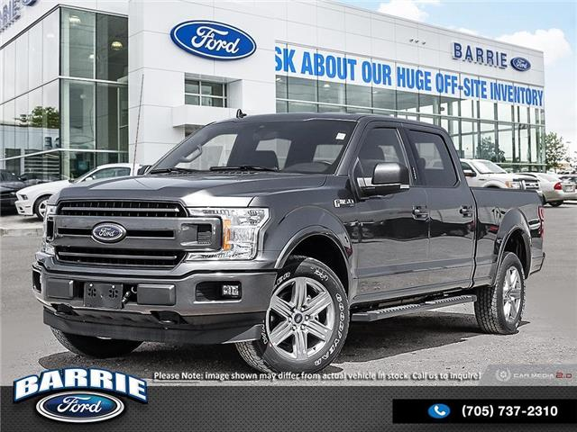 2019 Ford F-150 XLT (Stk: T1128) in Barrie - Image 1 of 27