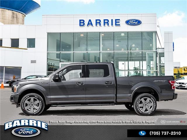 2019 Ford F-150 XLT (Stk: T1128) in Barrie - Image 3 of 27
