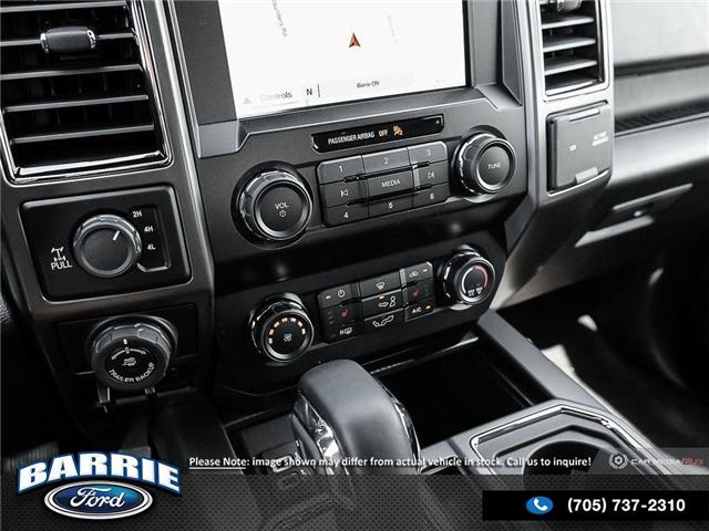 2019 Ford F-150 XLT (Stk: T1128) in Barrie - Image 20 of 27