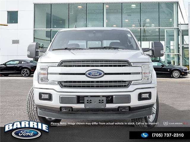 2019 Ford F-150 Lariat (Stk: T1055) in Barrie - Image 2 of 27