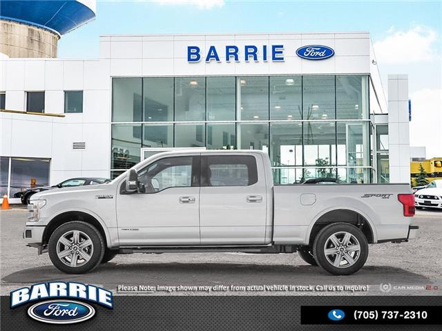 2019 Ford F-150 Lariat (Stk: T1055) in Barrie - Image 3 of 27