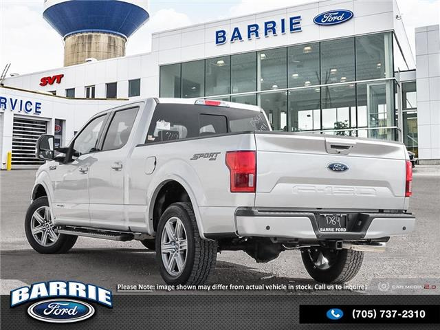 2019 Ford F-150 Lariat (Stk: T1055) in Barrie - Image 4 of 27