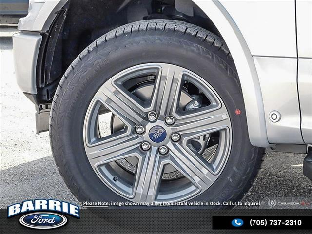 2019 Ford F-150 Lariat (Stk: T1055) in Barrie - Image 6 of 27