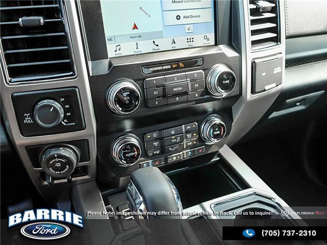 2019 Ford F-150 Lariat (Stk: T1055) in Barrie - Image 20 of 27